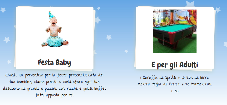 baby e adulti